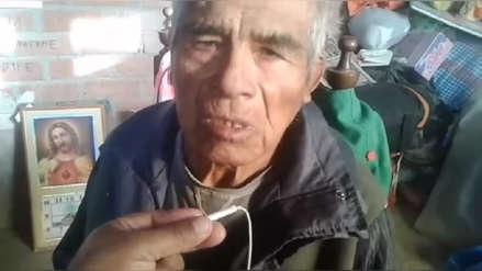 Amarran y golpean a un anciano para robarle dos vacas en Monsefú