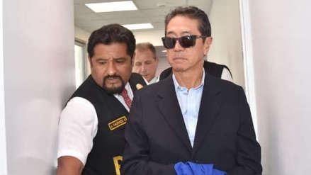 Abogado de Jaime Yoshiyama dice que su defendido