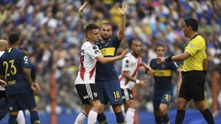 Boca Juniors y River Plate enfrentados en el TAS por la final de la Copa Libertadores