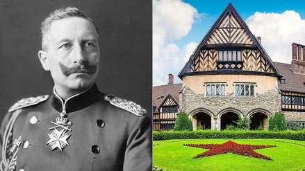 La lucha de los herederos del último káiser de Alemania para recuperar los bienes de su familia