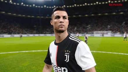 eFootball PES 2020 | Konami anuncia acuerdo exclusivo con la Juventus y no estará en FIFA
