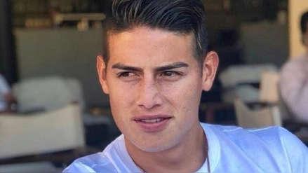 James Rodríguez: Atlético de Madrid ya habla del fichaje del astro colombiano
