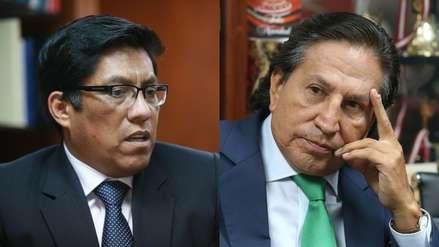 Ministro de Justicia estima que extradición de Alejandro Toledo puede tardar un año