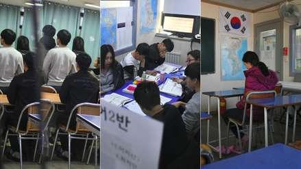 """Así son """"reeducados"""" quienes huyen de Corea del Norte y vuelven al colegio en Corea del Sur [FOTOS]"""