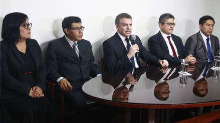 Ningún representante de la Fiscalía participará en la audiencia de fianza de Alejandro Toledo