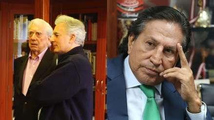"""""""Lo de él no tiene nombre"""": Álvaro Vargas Llosa dice que Toledo es el presidente más decepcionante"""