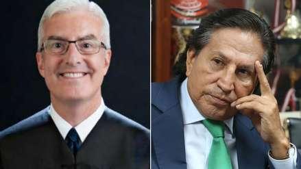 ¿Quién es el juez que decidirá si Toledo va a prisión mientras se resuelve su extradición?