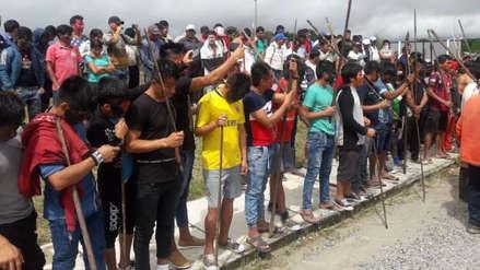 Comunidades indígenas levantarán su paro indefinido en Loreto y toma de Estación 5 del Oleoducto