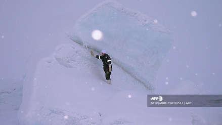Ártico: Ola de calor llega al asentamiento más septentrional del mundo