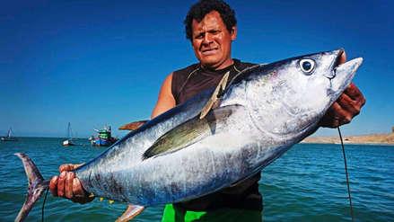 Formalizan a más de 200 pescadores artesanales que contribuirán a la protección de los recursos marinos
