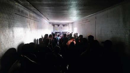 México intercepta a más de un centenar de migrantes centroamericanos hacinados en un camión