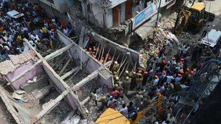 Al menos 12 muertos por el derrumbe de un edificio en Nigeria