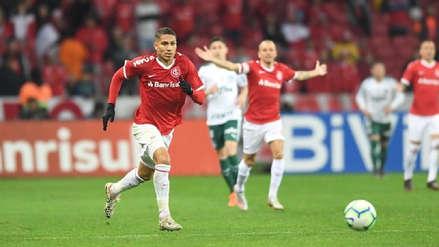 Paolo Guerrero: así fue el golazo del goleador peruano en la tanda de penales entre Internacional y Palmeiras
