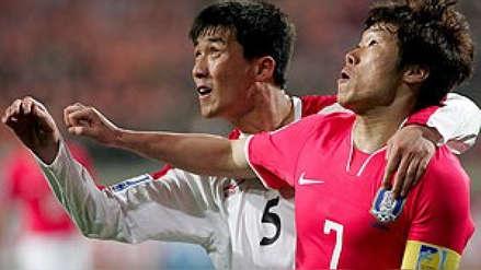 Corea del Norte y Corea del Sur se enfrentarán en su camino al Mundial Qatar 2022