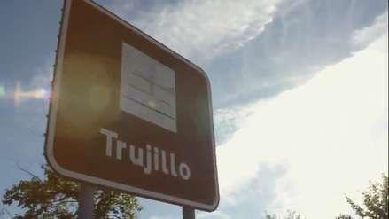 Video | Mira lo que le pide la ciudad de Trujillo de Extremadura a Trujillo de La Libertad