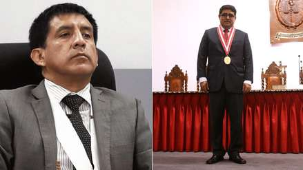 Juez Concepción Carhuancho es investigado a pedido del fiscal Rodríguez Monteza