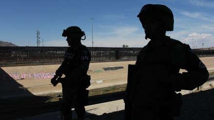 EE.UU. desplegará 2.100 militares más a la frontera con México