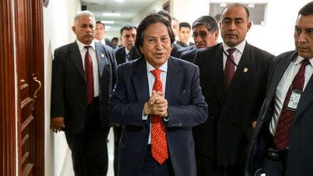 Audiencia de fianza de Alejandro Toledo en EE.UU. será pública