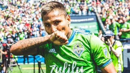 Gol de Raúl Ruidíaz al Atlanta United fue elegido como la anotación de la semana en la MLS
