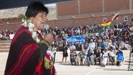 Evo Morales hará campaña en Lima para que Bolivia sea sede de los Panamericanos de 2027