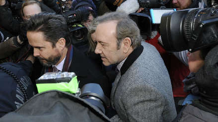 Kevin Spacey: Retiran cargos por agresión sexual en el único caso criminal contra el actor