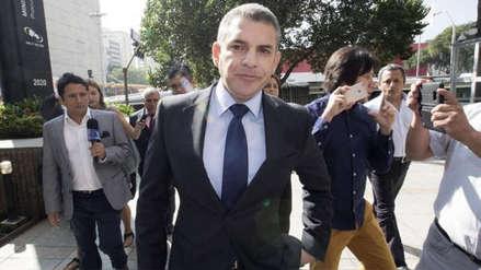 Rafael Vela viajó a Estados Unidos para estar presente en la audiencia de fianza de Alejandro Toledo