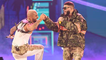 Premios Juventud 2019: Maluma y todos los ganadores de la gala de la música del momento