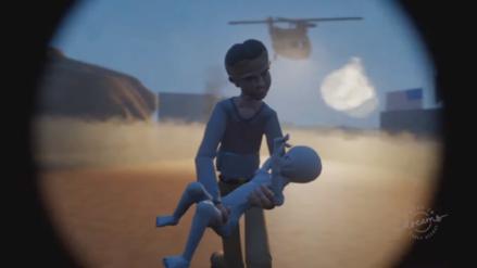 """""""La gran masacre"""": Así será la invasión al Área 51 según recreación en un videojuego"""