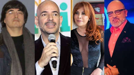 Magaly Medina, Jaime Bayly y todos los famosos que presentarán obras en la Feria del Libro 2019