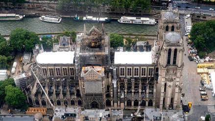Francia ordenó limpiar colegios cercanos a Notre Dame por miedo a contaminación por plomo