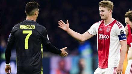 Cristiano Ronaldo y De Ligt: Juventus ficha a sus verdugos