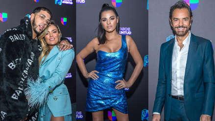 Premios Juventud 2019: Así visten las estrellas en la alfombra roja de la gala de premiación