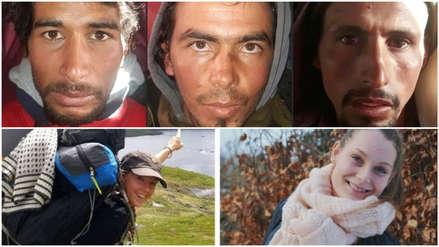 Condenan a muerte a hombres que decapitaron a turistas europeas en nombre del Estado Islámico