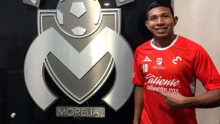 Buenas noticias para 'Orejas': Edison Flores usará el dorsal '10' en Monarcas Morelia esta temporada