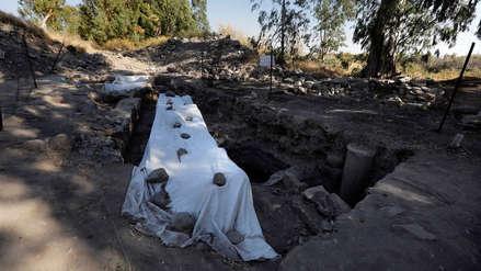 Arqueólogos de Israel aseguran haber encontrado el lugar de nacimiento de San Pedro