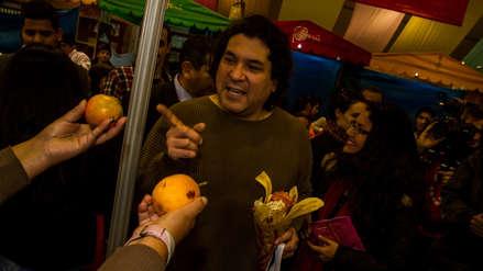 Gastón Acurio llega a la FIL Lima 2019 para revelar 300 nuevas recetas en