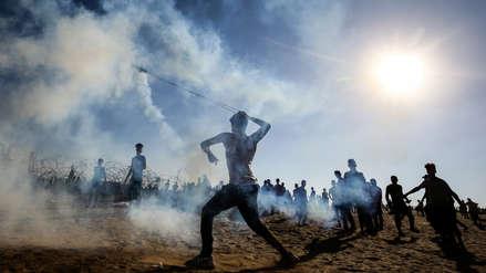 Gaza: Al menos 49 palestinos heridos por fuego israelí en protestas fronterizas