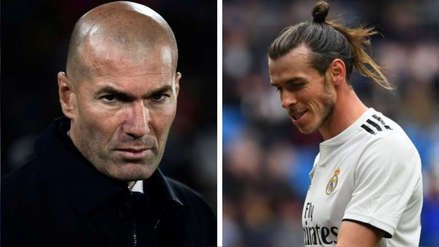 Zinedine Zidane sobre la situación de Gareth Bale:
