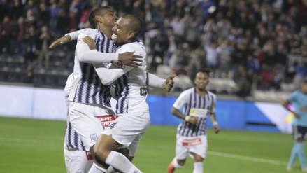 10 imágenes de la victoria de Alianza Lima ante Sporting Cristal por el Torneo Clausura