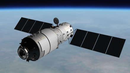 El módulo espacial chino Tiangong-2 se desintegró al caer a la Tierra