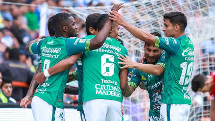 León derrotó 3-1 a Pachuca fuera de casa en la primera fecha del Torneo Apertura de la Liga MX