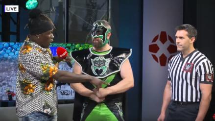 WWE | R-Truth defendió el título 24/7 dos veces en la Comic-Con 2019