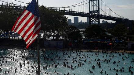 Temperaturas de 38°C: Estados Unidos vive una de sus olas de calor más intensas