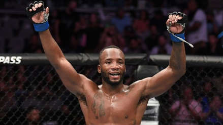 Leon Edwards venció a Rafael Dos Anjos en el UFC Fight Night San Antonio