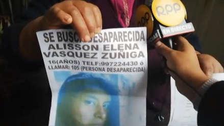 Centro de Lima: Familia busca a adolescente de 17 años desparecida hace cuatro meses