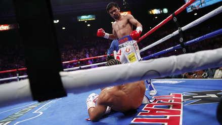 Manny Pacquiao, campeón wélter de la AMB: ¿piensa en colgar los guantes?