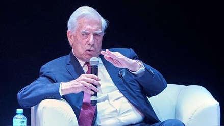 Mario Vargas Llosa: América Latina tiene grandes novelas que reflejan su barbarie