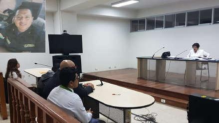 Dictan nueve meses de prisión preventiva para policía que robó dos pistolas en comisaría de Otuzco