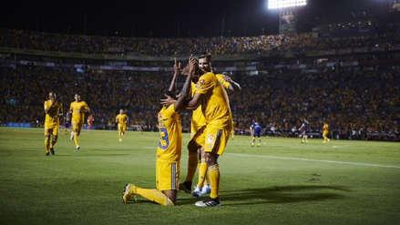 ¡'Orejas' no la vio! Tigres venció 4-2 a Monarcas Morelia en la fecha 1 del Torneo Apertura por la Liga MX