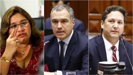 Janet Sánchez: Salvador del Solar me pidió posponer votación del caso Salaverry en Comisión de Ética